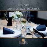 Catalogue Arts de la table et décoration