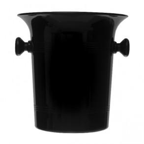 Seau basic noir