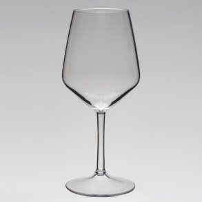 verre a pied incassable